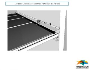 Perfil de aluminio Resolve Polysolution