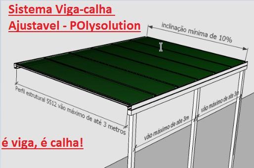 Perfil Viga-Calha PC 4412 e Perfil Estrutural PC 5512Perfil Viga-Calha PC 4412 e Perfil Estrutural PC 5512