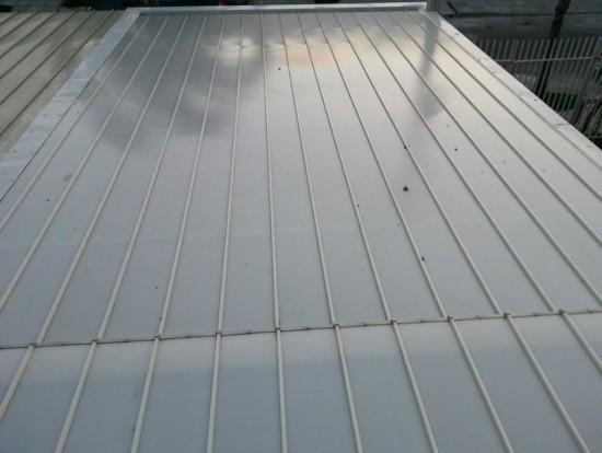 transpasse das telhas click - aqui 7 metros com 6 metros + 1 metro adicional