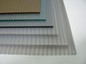 chapas de Policarbonato Alveolar 6 e 10 mm - Polysolution