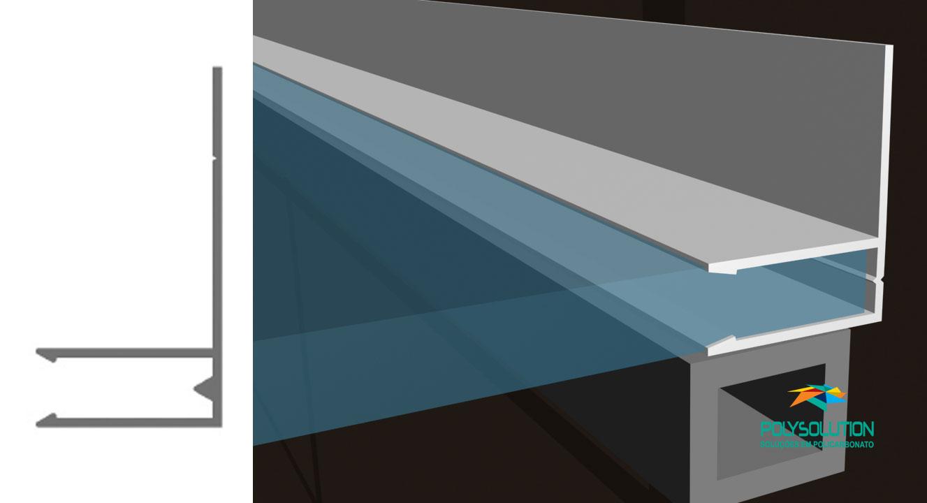 Chapas de policarbonato transparente polysolution - Perfiles de chapa ...