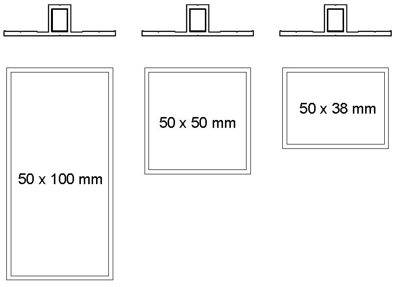 Perfis e acess rios em policarbonato e aluminio polysolution for Perfiles de aluminio para toldos de palilleria