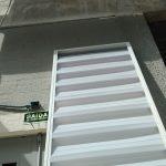 venezianas Industriais com Aletas de Policarbonato compactas -Polysolution