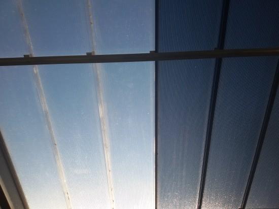 Cores das telhas de Policarbonato click Polysolution