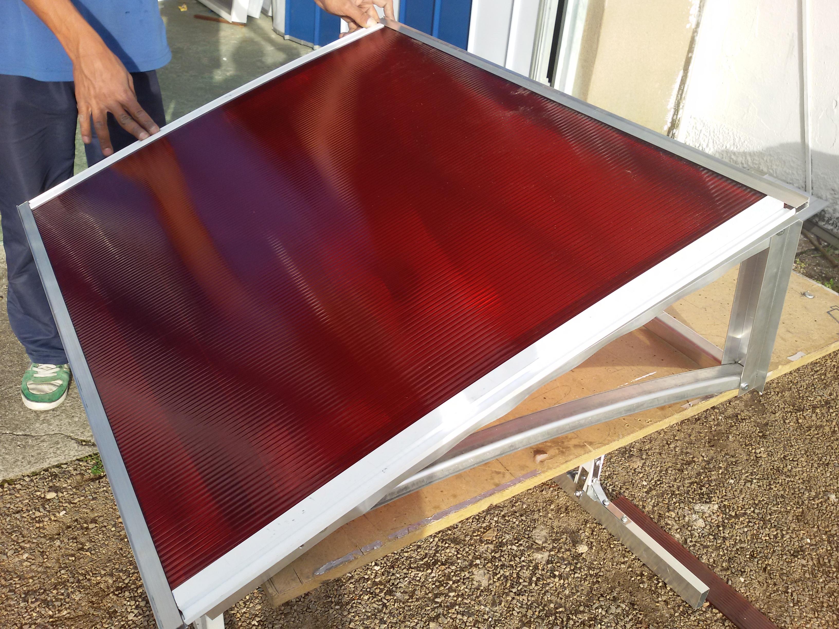 Perfil de aluminio arremate formato f ou perfil rufo for Perfiles de aluminio para toldos de palilleria