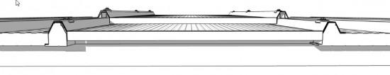 rmopainel em Policarbonato 30 mm alveolar - POlysolution
