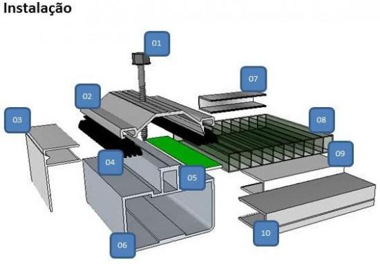 mostramos o conceito de comprar tudo num só lugar, dessa forma as fotos a seguir mostram como executar o trabalho com praticidade, comprando em sua cidade a distancia e montando voce mesmo ou com um profissional que entenda de telhado, carpintaria, serralheria e outros Cobertura de Policarbonato Alveolar INFRA RED LEITOSO em Corredor Lateral de Prédio utilizando Perfil Calha PC 4412 em Aluminio Cobertura de Policarbonato Alveolar INFRA RED LEITOSO em Corredor Lateral de Prédio utilizando Perfil Calha PC 4412 em Aluminio viga calha curva e Cobertura de Policarbonato Alveolar Translucido em Corredor Lateral de Prédio utilizando Perfil Calha PC 4412 em Aluminio Cobertura de Policarbonato Alveolar Translucido em Corredor Lateral de Prédio utilizando Perfil Calha PC 4412 em Aluminio Sistema modular POlysolution - compre tudo num unico lugar - perfis , chapas de Policarbonato e Acessórios de fixação - Polysolution aqui acima todas as partes que compõem uma Cobertura de Policarbonato Alveolar Translucido em Corredor Lateral de Prédio utilizando Perfil Calha PC 4412 em Aluminio Cobertura de Policarbonato Alveolar INFRA RED LEITOSO em Corredor Lateral de Prédio utilizando Perfil Calha PC 4412 em Aluminio acima montando a estrutura recebida pela Polysolution – Cobertura de Policarbonato Alveolar INFRA RED LEITOSO em Corredor Lateral de Prédio utilizando Perfil Calha PC 4412 em Aluminio Cobertura de Policarbonato Alveolar INFRA RED LEITOSO em Corredor Lateral de Prédio utilizando Perfil Calha PC 4412 em Aluminio Cobertura de Policarbonato Alveolar INFRA RED LEITOSO em Corredor Lateral de Prédio utilizando Perfil Calha PC 4412 em Aluminio Cobertura de Policarbonato Alveolar INFRA RED LEITOSO em Corredor Lateral de Prédio utilizando Perfil Calha PC 4412 em Aluminio Cobertura de Policarbonato Alveolar INFRA RED LEITOSO em Corredor Lateral de Prédio utilizando Perfil Calha PC 4412 em Aluminio – vista por baixo o antes- Cobertura de Policarbonato Alveolar INFRA RED LEITOSO em Corre