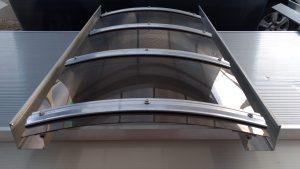 Perfil de aluminio Estrutural viga-calha PC 4412 -76,2 mm - Polysolution