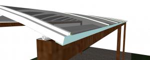Perfil de aluminio RESOLVE base Regulavel PC5038 com 50 mm de base acompanha Pivô 70 mm - Polysolution