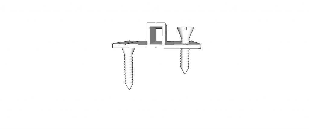 Perfil de Aluminio formato T invertido base do perfil estrutural PC5512 Polysolution