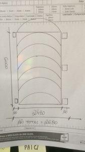 Como adquirir um KIT de garagem Curva em Policarbonato compacto Cristal Polysolution