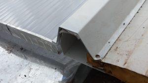 termopainel 30 mm em Claraboia residencial Polysolution
