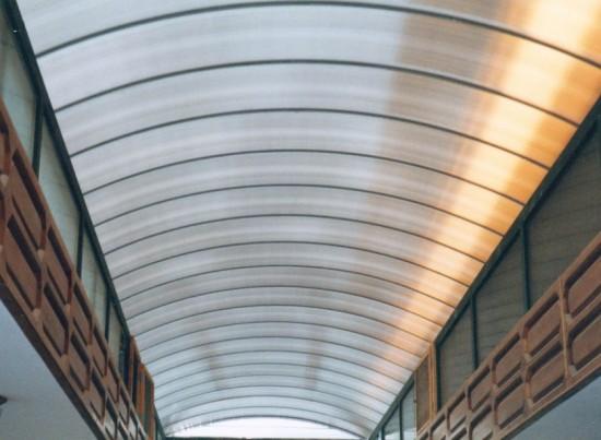 Sistema modular Click - placa com 600 mm de largura - sistema Click com perfis de Aluminio - Rodeca / Polysolution
