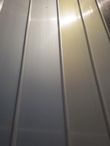 Telhas de Policarbonato click Infra red - reduçãod e calor e maior transmissão de luz produto ideal regiões quentes