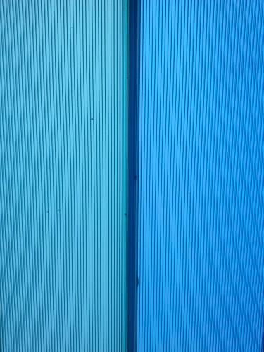 Cores das telhas de Policarbonato click Polysolution - verde e azul