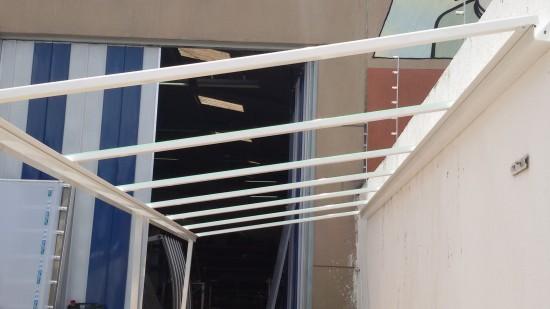Perfil Estrutural em aluminio ref PC 5512 com 6 metros de comprimento - medidas base 50 x 30 mm - Polysolution