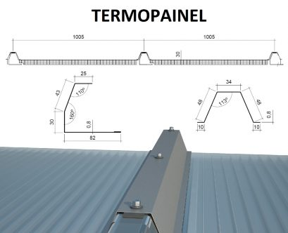 Termopainel Polysolution