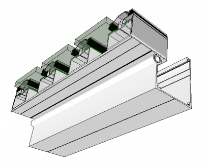 como montar uma cobertura de Policarbonato ou vidro laminado com os perfis de Aluminio Estrutural da Polysolution