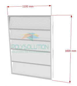 veneziana Industrial Vent Poly Polysolution
