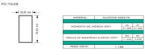 Perfil-de-Aluminio-38x76-mm-PC-3876-Polysolution