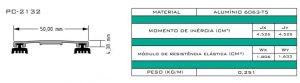 Perfil-de-aluminio-Barra-chata-Polysolution