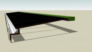 projetos em 3D para Policarbonato